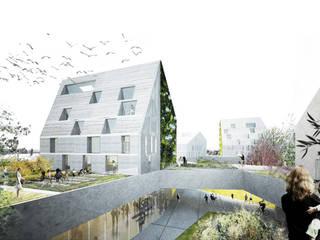 ORSP Oslo Region Suburban Prototype de FRPO - Rodriguez & Oriol Arquitectos
