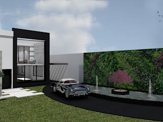 Casas modernas por Estudio AL - Arquitectura-Diseño Interior Moderno