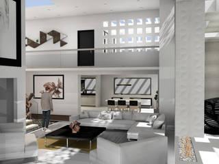 modern  oleh Estudio AL - Arquitectura-Diseño Interior, Modern