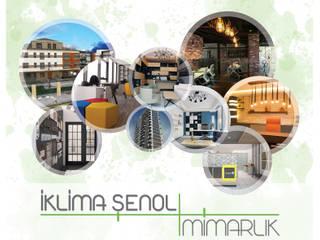 IKLIMA SENOL ARCHITECTURAL- INTERIOR DESIGN & CONSTRUCTION – COMPILATION -2016:  tarz Ofis Alanları