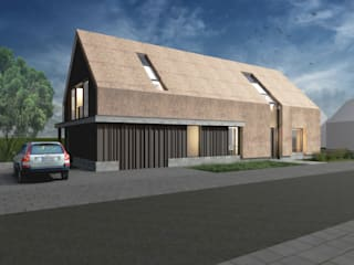 schuurwoning DM:  Villa door Swkls Architects