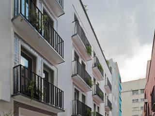 CD8 Casas modernas de Boué Arquitectos Moderno