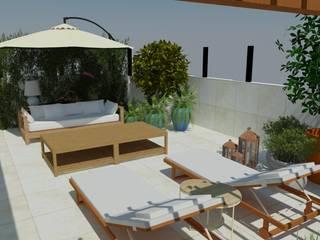 by Garnet Design de Interiores Тропічний