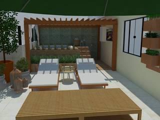 von Garnet Design de Interiores Tropisch