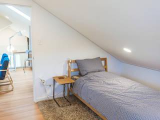 本[bon].집1 모던스타일 침실 by AAPA건축사사무소 모던