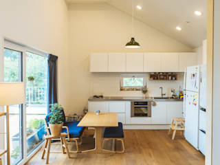AAPA건축사사무소 Dapur Modern