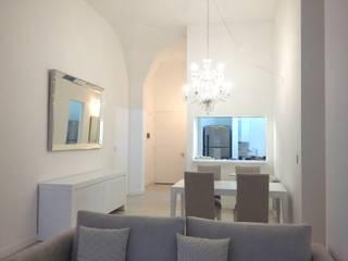 Remodelacion de living comedor Laura Artola- Diseño de Interiores