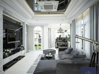 Renovate บ้าน ภัสสร งามวงศ์วาน โดย BAANSOOK Design & Living Co., Ltd.