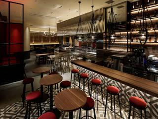 FIFTH SEASON: COCOON DESIGN INC.が手掛けたレストランです。