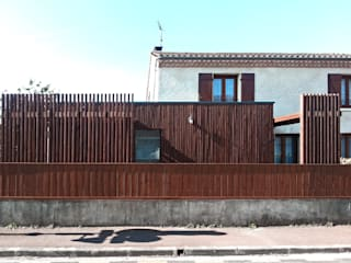 Houses by B² atelier d'architecture