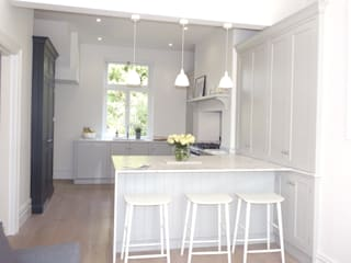 Kitchen Harrogate: modern Kitchen by INGLISH DESIGN