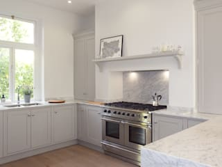Bespoke Kitchen Harrogate: modern Kitchen by INGLISH DESIGN