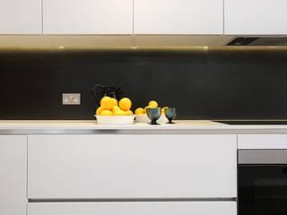 Converted Period House Modern kitchen by Corebuild Ltd Modern