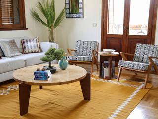 غرفة المعيشة تنفيذ Habiba Helal