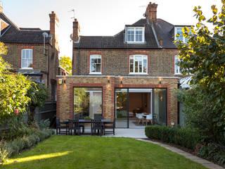 Victorian Conversion Minimalist houses by Corebuild Ltd Minimalist