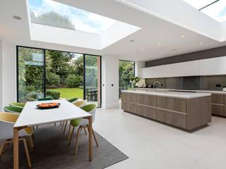 Victorian Conversion Minimalist kitchen by Corebuild Ltd Minimalist