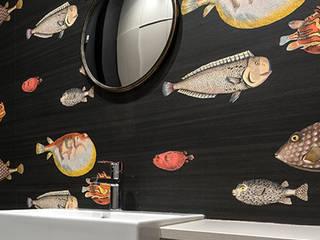 Victorian Conversion Minimalist bathroom by Corebuild Ltd Minimalist