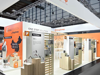 Famos Design Studio Exhibition centres Orange