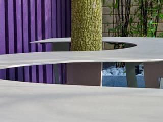 Highbury garden MyLandscapes Garden Design Taman Modern Besi/Baja