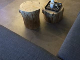 CARLO CHIAPPANI interior designer Living roomSide tables & trays