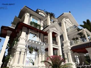 Biệt thự Tân cổ điển - Nam Định bởi Kiến trúc Nhà Mát