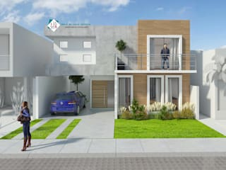 Modern Houses by Estudio 289 Modern