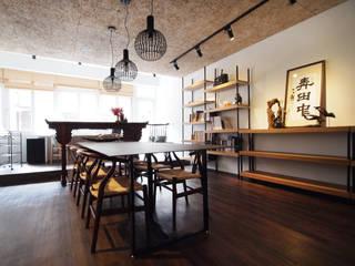 【商空設計案】青田中室內制作 根據 青田中室內制作 日式風、東方風