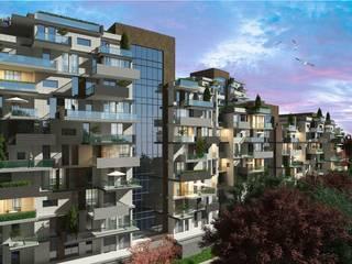 Cedit Mahallesi Kentsel Dönüşüm Projesi Atus Mimarlık Modern