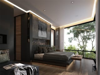 modern  by Time & Architecture design studio - T.A., Modern