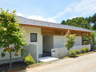 高峰の家 モダンな 家 の 鎌田建築設計室 モダン