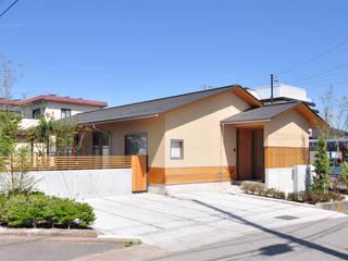 一本柳の家 鎌田建築設計室 日本家屋・アジアの家