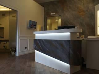 ARMONY SPA-CE Spa moderna di Studio Stefano Pediconi Moderno