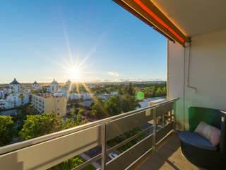 Renovação de Apartamento em Vilamoura: Casas  por CORE Architects,Moderno
