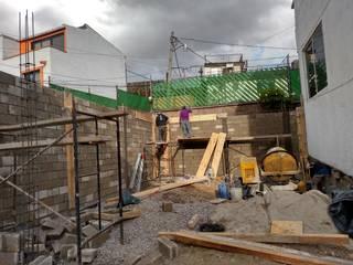 Jardines de Atizapán Jardines minimalistas de Arquitectura y Realidad Virtual SA de CV Minimalista