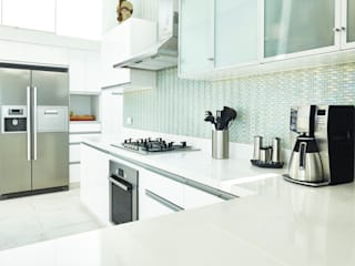 Karím Chaman Arquitectos Kitchen