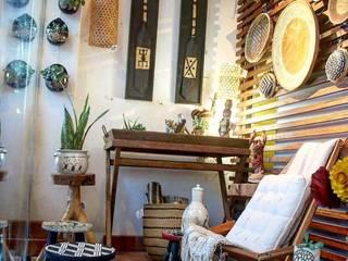 Casa de Ana:   por Designer Jessica Celeski,Rústico