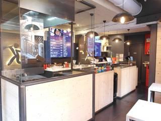 CARLO CHIAPPANI interior designer Gastronomia