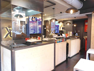 Modern gastronomy by CARLO CHIAPPANI interior designer Modern