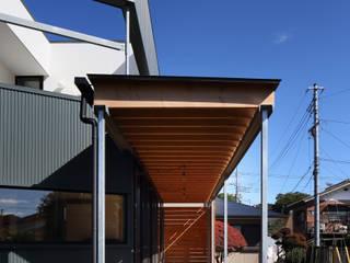 plug *studio LOOP 建築設計事務所 Wooden houses