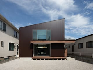 flap *studio LOOP 建築設計事務所 Wooden houses
