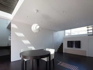 flap *studio LOOP 建築設計事務所 Modern Living Room