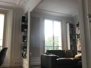 Appartamento privato Soggiorno classico di Studio Stefano Pediconi Classico