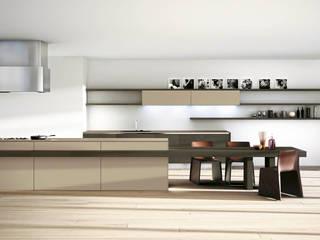 Cucina Moderna:  in stile  di Idea Design Factory