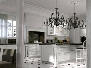 Cucine Classiche e Neo-Classiche:  in stile  di Idea Design Factory