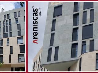 Casas modernas de ARENISCAS STONE Moderno