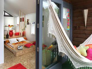 Slaapkamer door Rusticasa