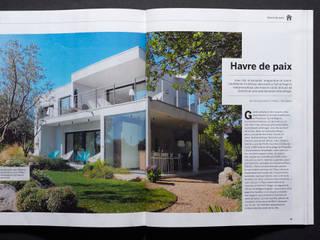 Parution Magazine Home Eté 2017 par Sylvie Bagros Moderne