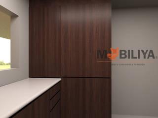 cocina: Muebles de cocinas de estilo  por Muebles y proyectos Mobiliya