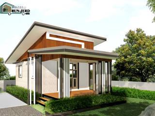 ออกแบบ เขียนแบบ ก่อสร้าง Rumah Modern