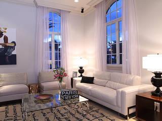 Salon de style  par Claudia Luján,